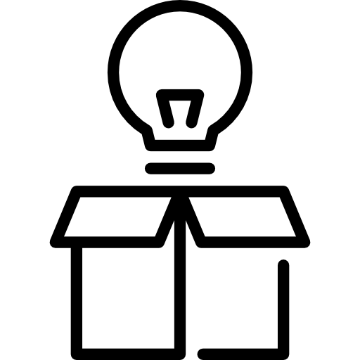 light bulb symbol used on courses page